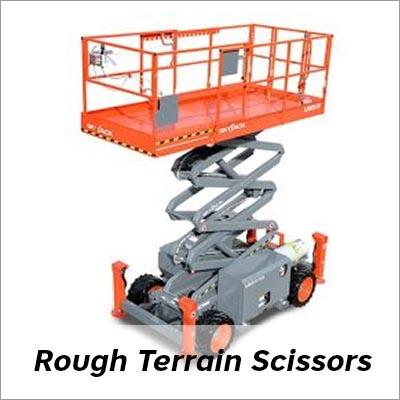 Rough Terrain Scissors