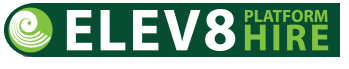 ELEV8 Platform Hire